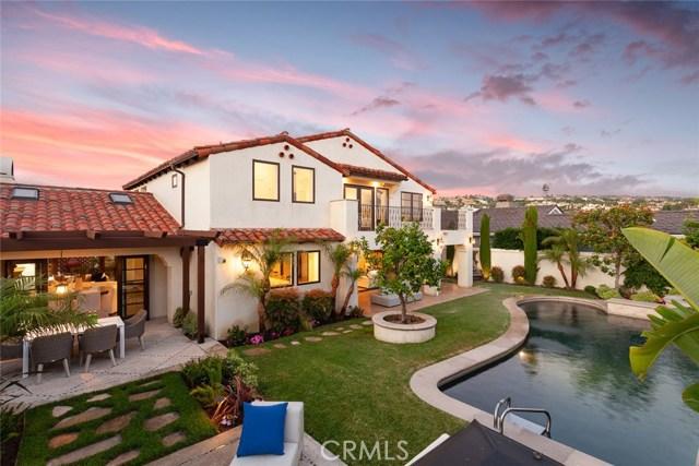 3901 Park Green Drive | Harbor View Hills 2 (HAV2) | Corona del Mar CA