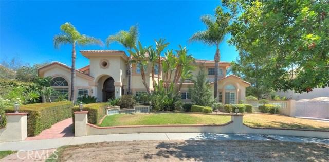 1484 N Pinebrook Avenue, Upland, CA 91786