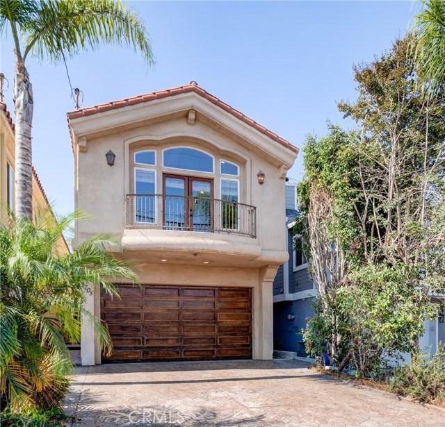 1705 Wollacott Street, Redondo Beach, CA 90278