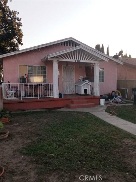 10505 State St. Street, South Gate, CA 90280