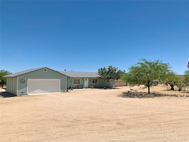 50350 Quailbush Road, Johnson Valley, CA 92285