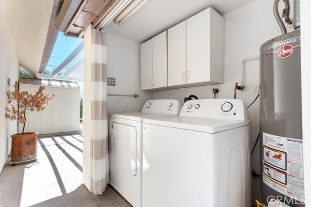 Back House--Laundry Closet
