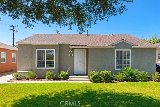 2144 S Parton Street, Santa Ana, CA 92707