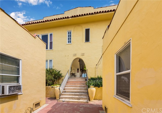 Price reduced $450,000. Seller motivated. Well maintained, 16 units located in and high-rental demand area of central Los Angeles. Two lots totaling approx. 16,000 square feet. Three 2-bedroom, 1-bath units; thirteen 1-bedroom 1-bath. Great commuter location. security gate and on-site laundry. Shown on accepted offers only. Please do not disturb the tenants or sellers.