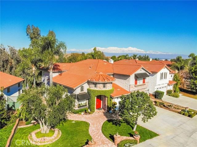 4664 Torrey Pines Drive, Chino Hills, CA 91709