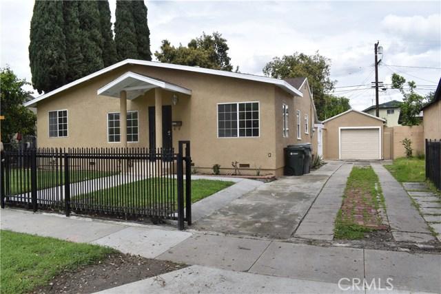 4221 Fernwood Avenue, Lynwood, CA 90262