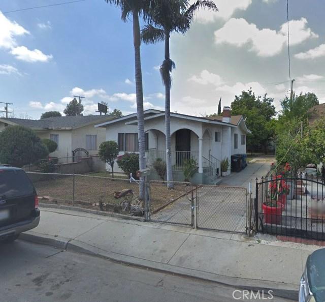 1247 S Mcbride Avenue, East Los Angeles, CA 90022