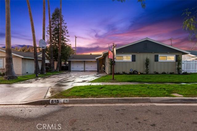 Photo of 815 S Chantilly Street, Anaheim, CA 92806