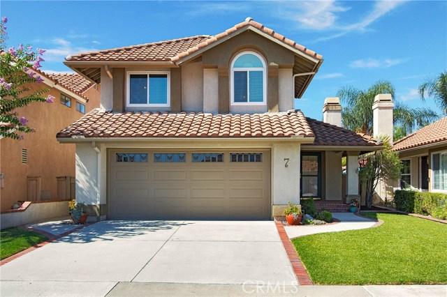 7 EL CANTO, Rancho Santa Margarita, CA 92688