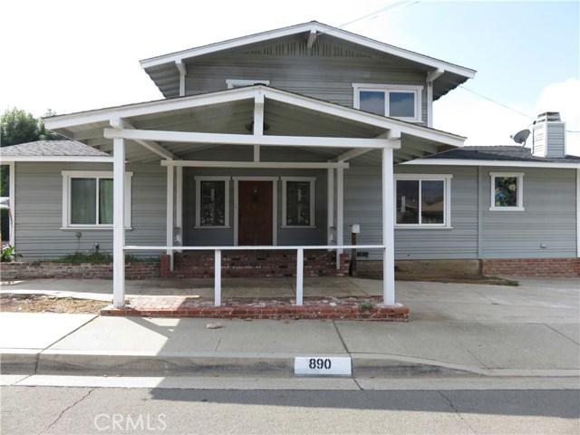 890 Juanita Avenue, La Verne, CA 91750