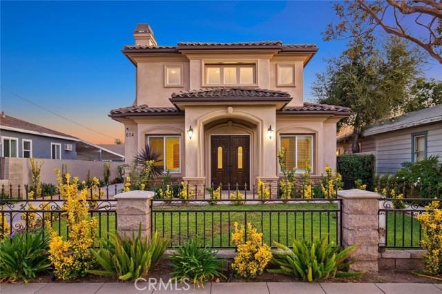 614 Sunset Avenue, San Gabriel, CA 91776