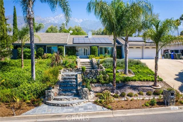 10376 Hillside Road, Alta Loma, CA 91737