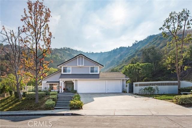 4381 Mountain Shadows Drive, Whittier, CA 90601
