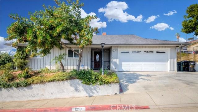 1219 Dell Drive, Monterey Park, CA 91754