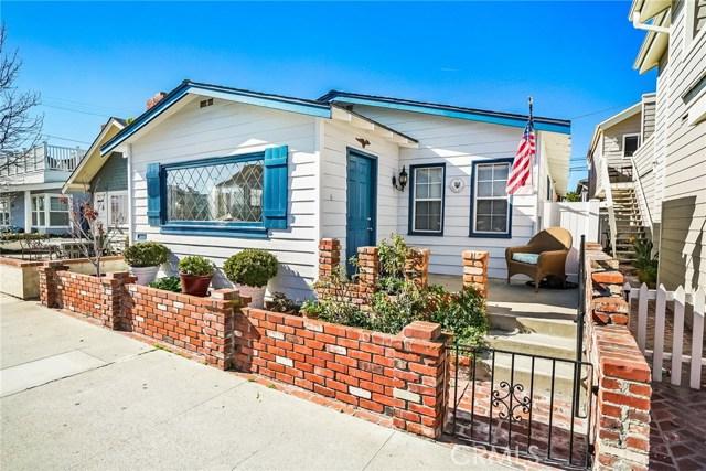 115 Marine Avenue 1, Newport Beach, CA 92662