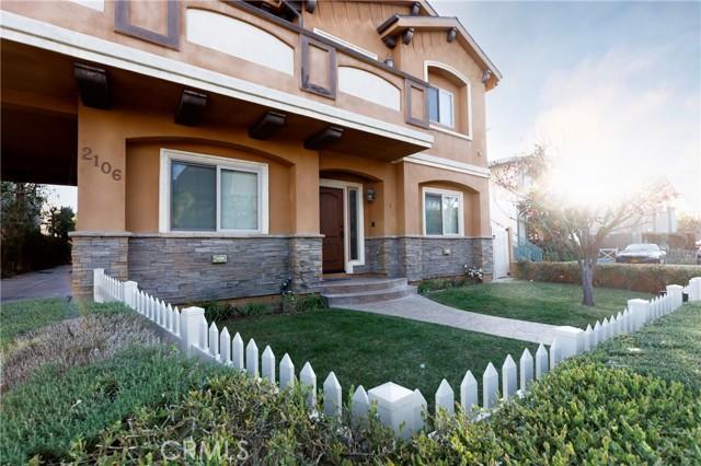 2106 Mathews Avenue A, Redondo Beach, California 90278, 4 Bedrooms Bedrooms, ,3 BathroomsBathrooms,For Rent,Mathews,PW21045300