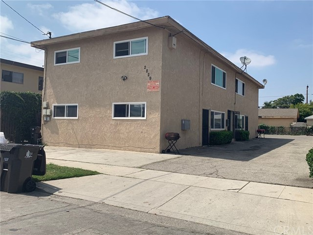 2829 E Sawyer Street, Long Beach, CA 90805