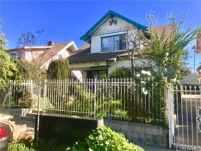 2924 Van Buren Place, Los Angeles, CA 90007