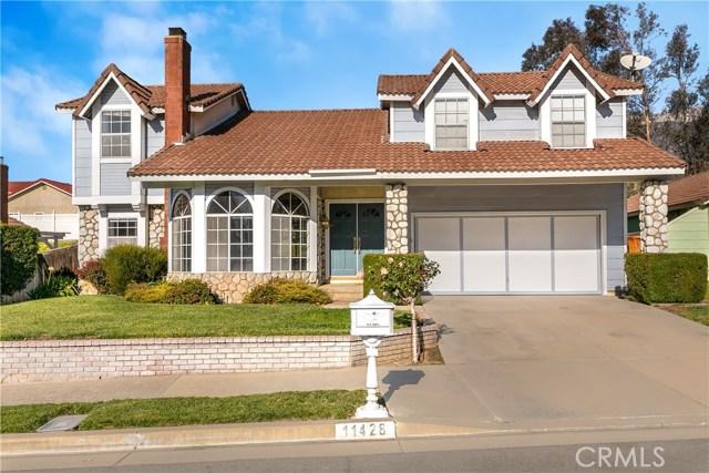 11428 Mount Wallace Court, Rancho Cucamonga, CA 91737