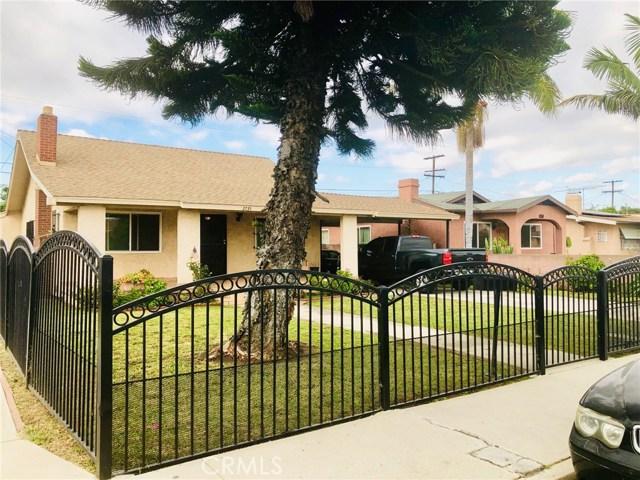 2735 California Street, Huntington Park, CA 90255