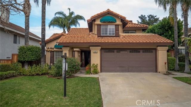 1419 Tanglewood Drive, Corona, CA 92882