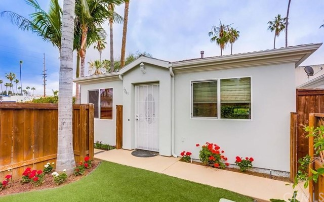 1865 Hornblend Street, San Diego, CA 92109