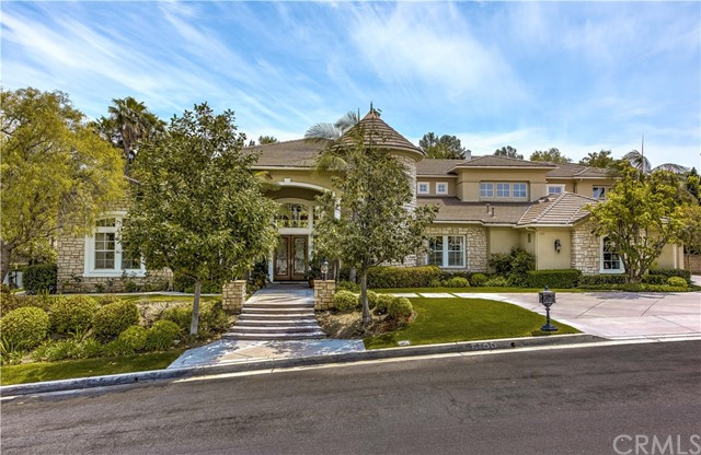 5100 E Copa De Oro Drive 92807 - One of Most Expensive Homes for Sale