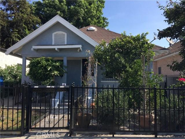 1441 E 22nd Street, Los Angeles, CA 90011