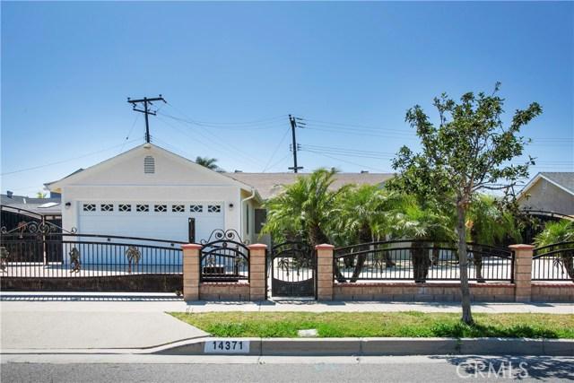14371 Hammon Lane, Huntington Beach, CA 92647