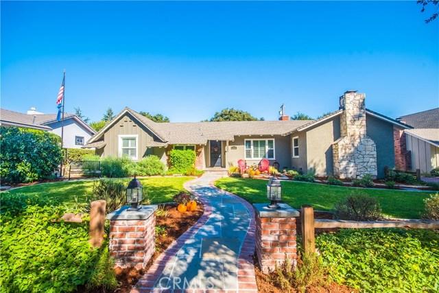 1528 N Laurel Avenue, Upland, CA 91786