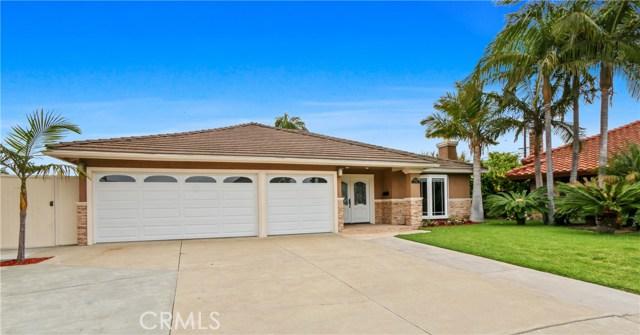 9095 La Linda Avenue, Fountain Valley, CA 92708