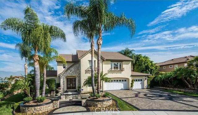 15345 Pelham Court, Chino Hills, CA 91709