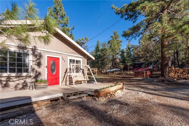 245 Wabash Lane, Big Bear, CA 92386