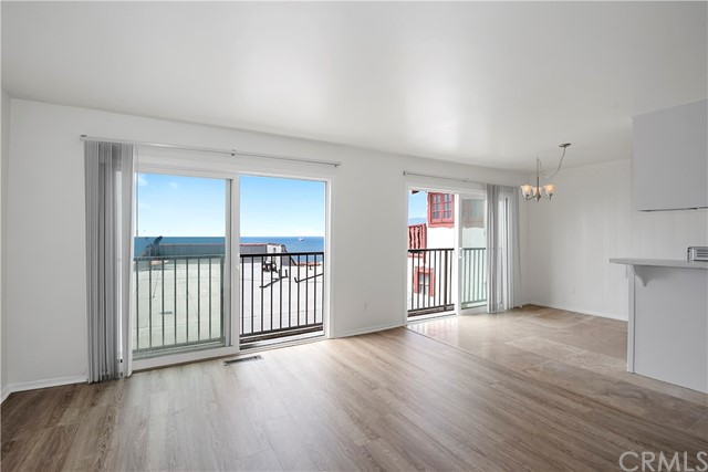 Beautiful Ocean Views from the Living Areas