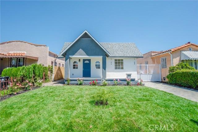 7406 La Salle Avenue, Los Angeles, CA 90047