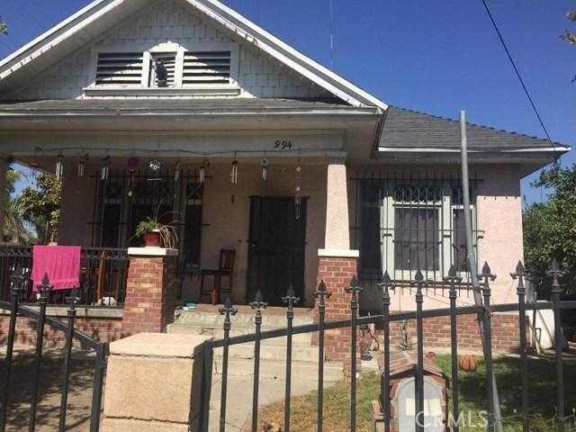 994 W 6th Street, San Bernardino, CA 92411