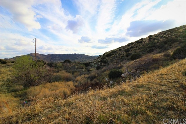 0 Grapevine Canyon Road, Ranchita, CA 92066
