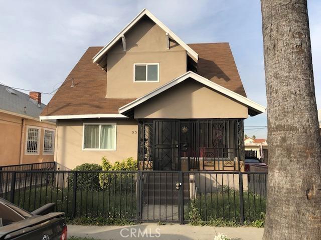 537 W 58TH Street, Los Angeles, CA 90037