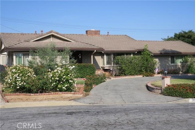 3630 N Nearglen Avenue, Covina, CA 91724