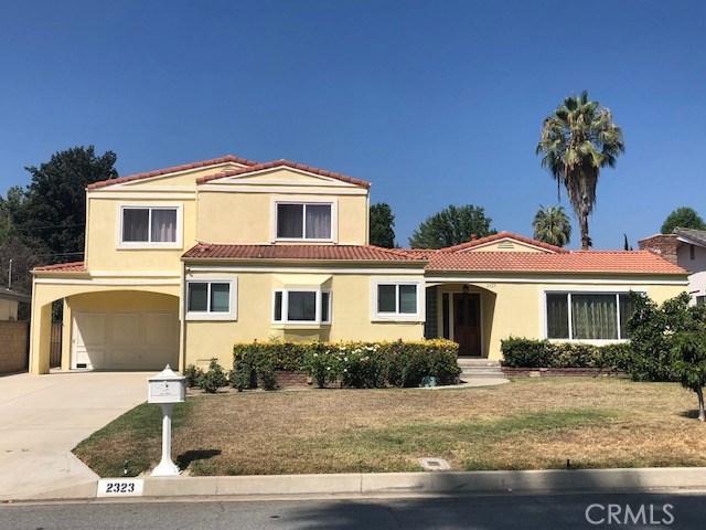 2323 Lee Avenue, Arcadia, CA 91006