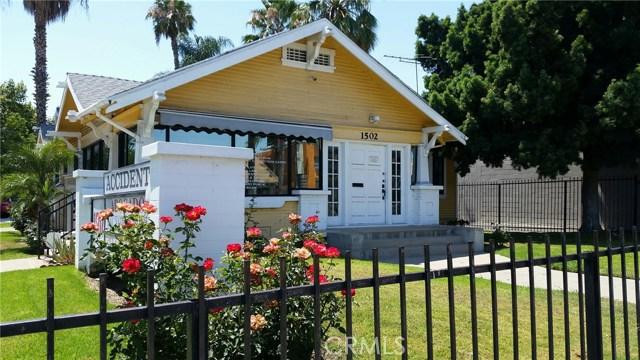1502 N Main Street, Santa Ana, CA 92701