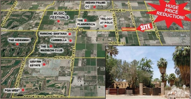 83284 Avenue 52 (27.31 ac), Coachella, CA 92236
