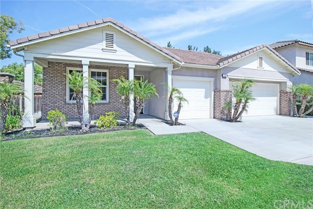 One of Single Story Corona Homes for Sale at 23560  Cantara Road