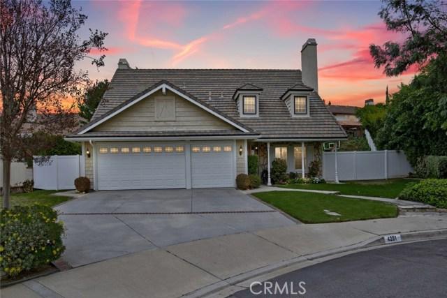 4201 Camphor Avenue, Yorba Linda, CA 92886