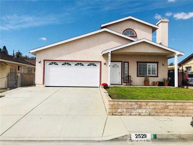 2529 La Presa Avenue, Rosemead, CA 91770