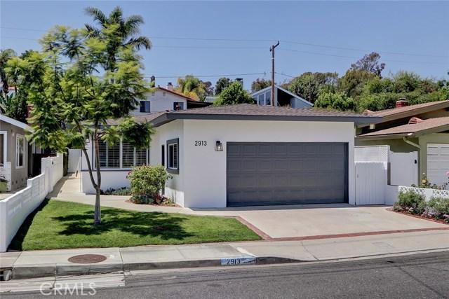 2913 Pacific Avenue, Manhattan Beach, California 90266, 3 Bedrooms Bedrooms, ,2 BathroomsBathrooms,For Sale,Pacific,SB20150592
