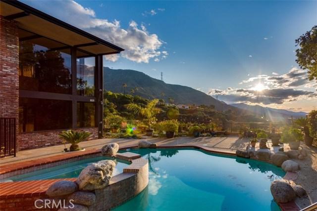 160 Mount Olive Drive, Bradbury, CA 91008