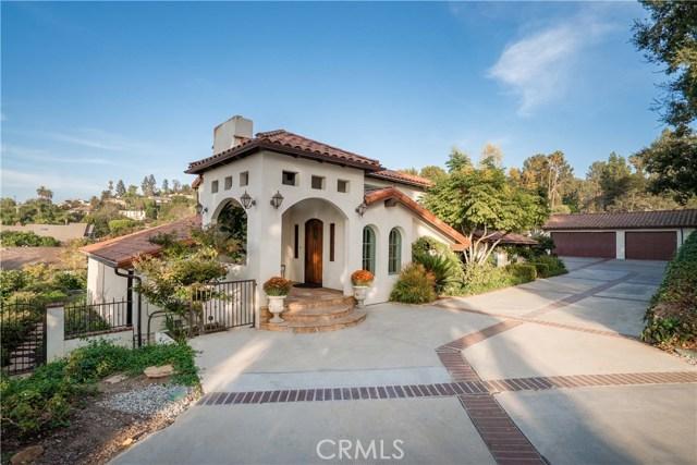 1505 La Loma Drive, North Tustin, CA 92705