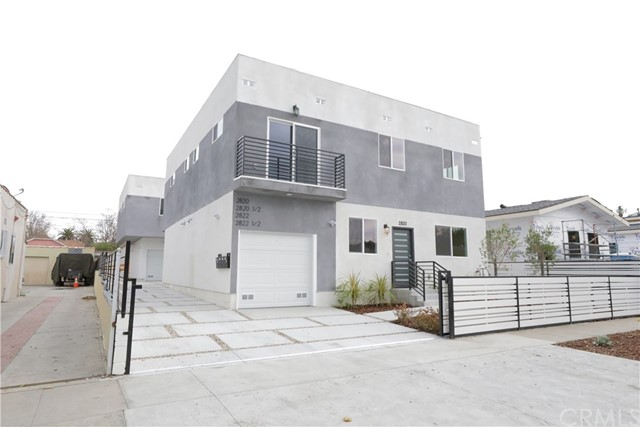 2820 S Cloverdale 1/2, Los Angeles, CA 90016