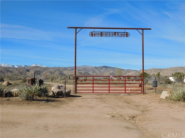 51908 Pipes Canyon Road, Pioneertown, CA 92268